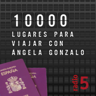 10.000 lugares para viajar con Ángela Gonzalo