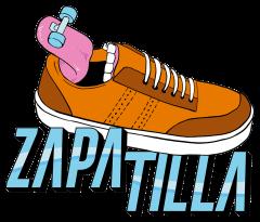 Logotipo de 'Zapatilla'