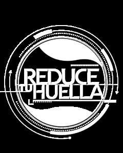 Logotipo de 'Reduce tu huella'
