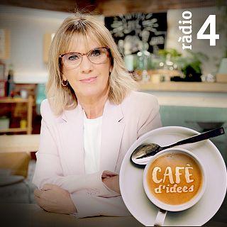 Cafè d'idees a Ràdio 4 con Gemma Nierga