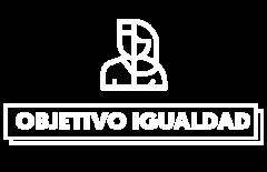 Logotipo de 'Objetivo igualdad'
