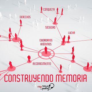 """""""Construyendo memoria"""", con Sandra Camps"""
