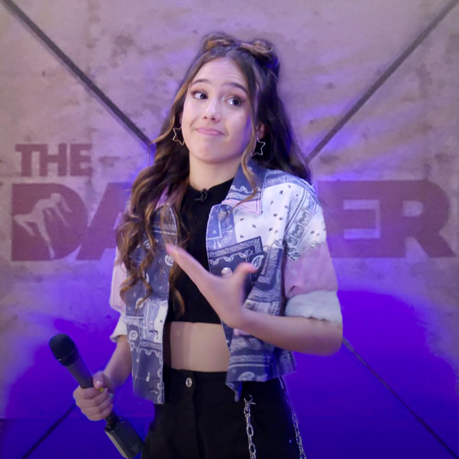 The Dancer: el challenge