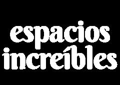 Logotipo de 'Espacios increíbles'