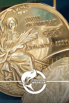 Orgullo de medalla