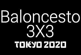 Baloncesto 3x3 Tokyo 2020