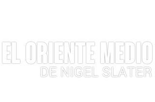 El Oriente Medio de Nigel Slater