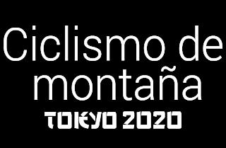 Ciclismo de montaña Tokyo 2020