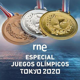 """""""Especial Juegos Olímpicos Tokyo 2020"""", con"""
