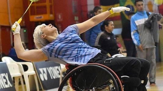 Bádminton Paralímpicos Tokyo 2020