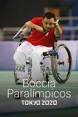 Boccia Paralímpicos Tokyo 2020