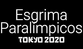Esgrima en silla de ruedas Paralímpicos Tokyo 2020