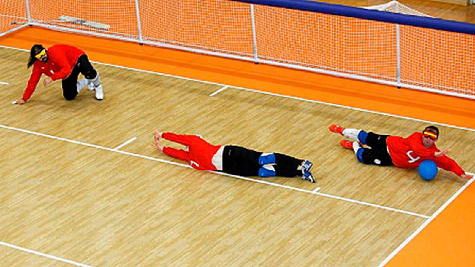 Goalball Paralímpicos Tokyo 2020