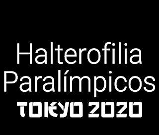 Halterofilia Paralímpicos Tokyo 2020