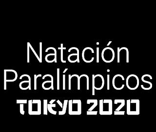 Natación Paralímpicos Tokyo 2020