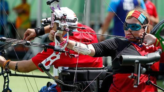 Tiro con arco Paralímpicos Tokyo 2020