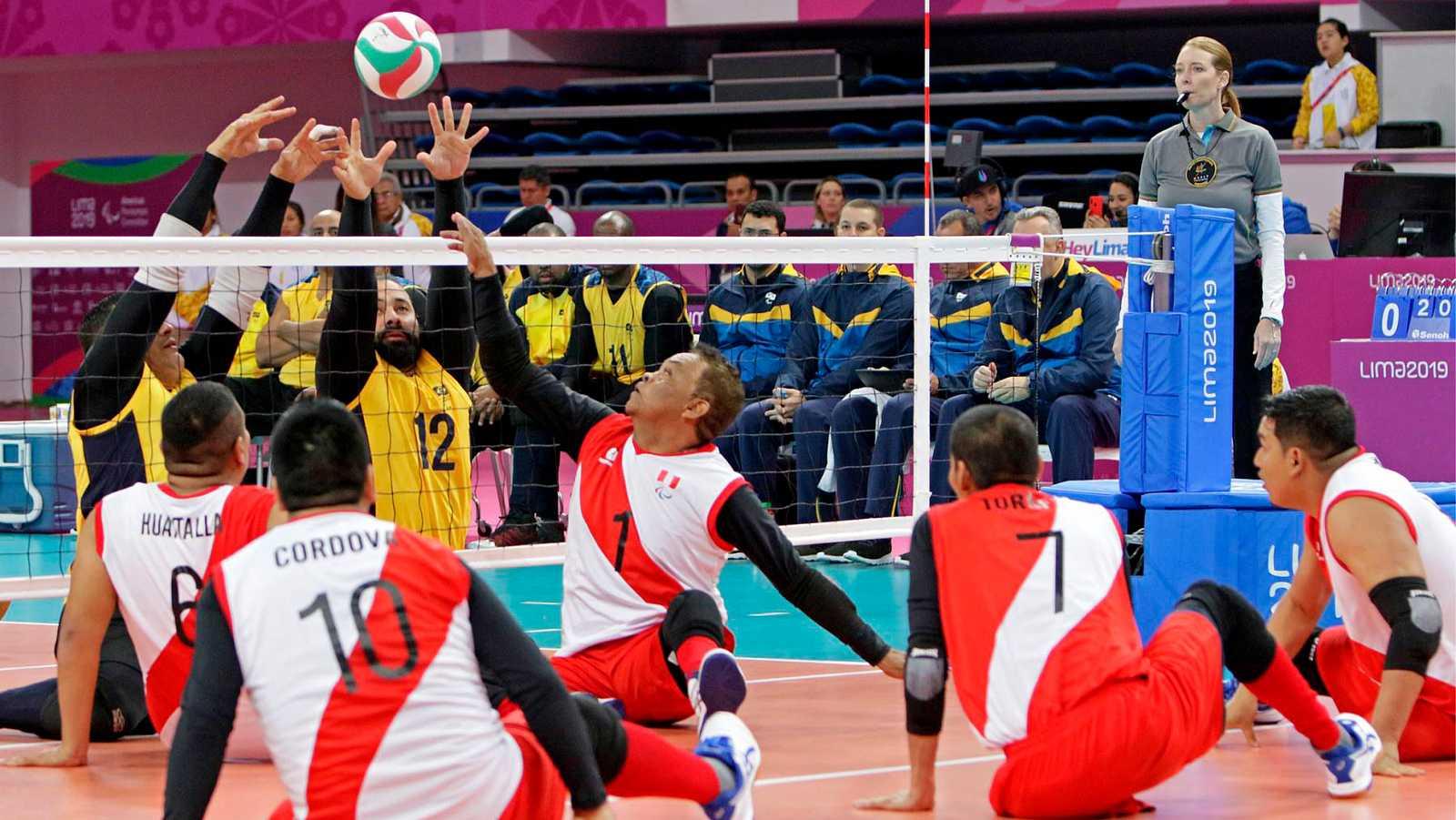Voleibol sentado Paralímpicos Tokyo 2020