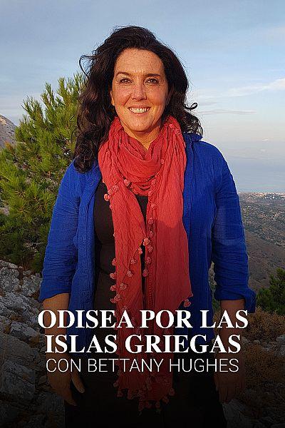 Odisea por las islas griegas con Bettany Hughes