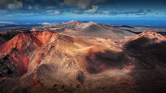 Canarias, tierra de volcanes