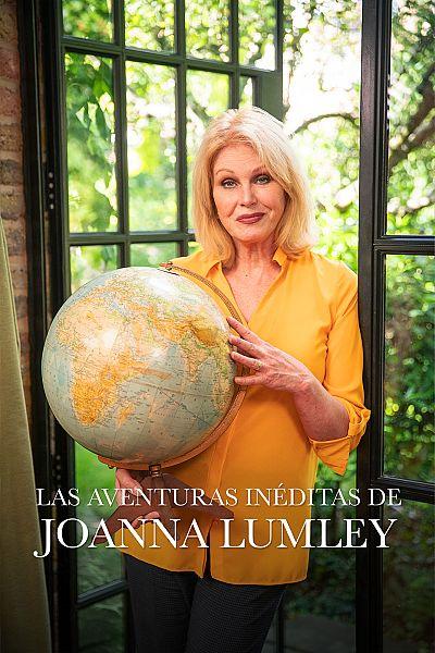 Las aventuras inéditas de Joanna Lumley