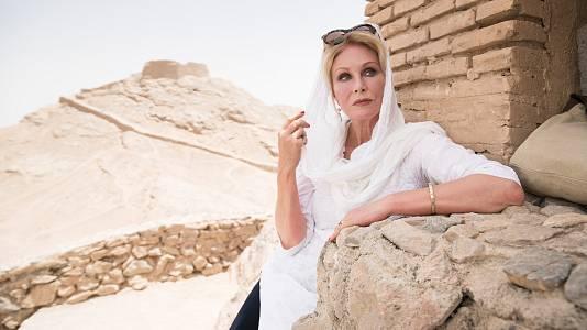 La aventura de Joanna Lumley en la ruta de la seda
