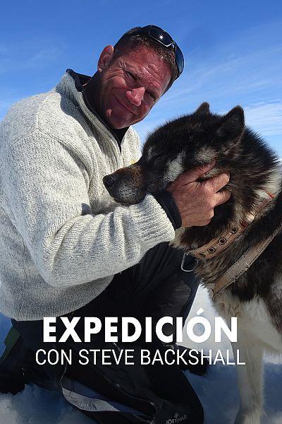 Expedición con Steve Backshall