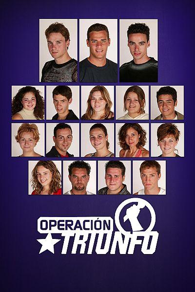 Operación Triunfo 2003
