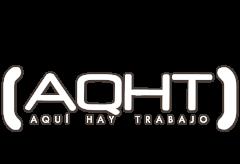 Logotipo de 'Aquí hay trabajo '