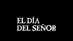 Logotipo de 'El día del Señor'