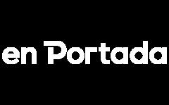 Logotipo de 'En portada'