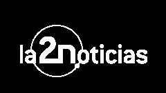 Logotipo de 'La 2 Noticias'