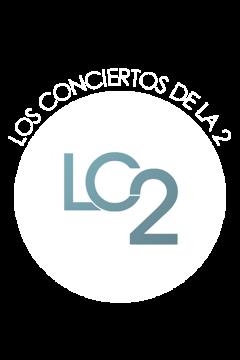 Logotipo de 'Los conciertos de La 2'
