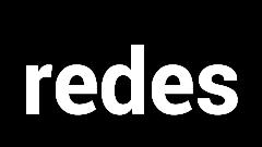 Logotipo de 'Redes'