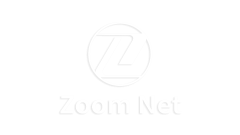 Logotipo de 'Zoom net'