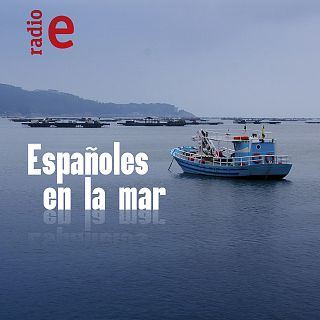 Españoles en la mar con