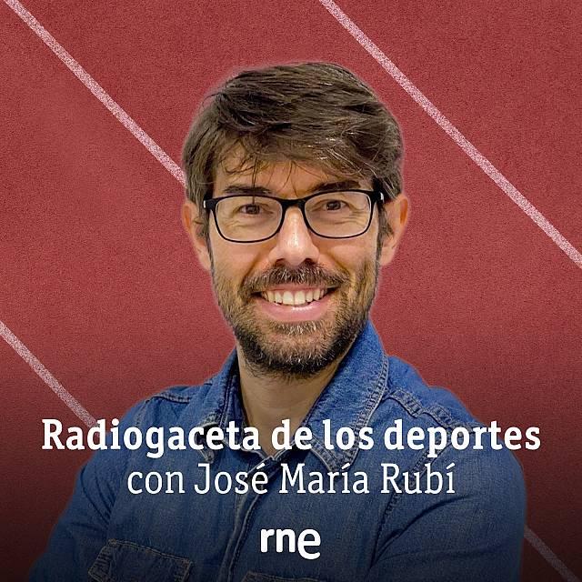 Radiogaceta de los deportes con Chema Abad