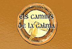 Logotipo de 'Els camins de la calma'