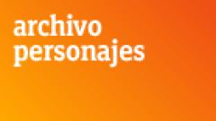 Logotipo de 'Personajes en el Archivo de RTVE'