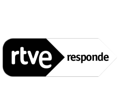 Logotipo de 'RTVE responde'