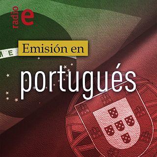 Emissão em Português  con Estela Viana