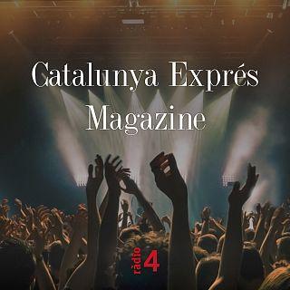 Catalunya Exprés Magazine con Joan Arenyes