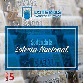 Sorteo de Lotería Nacional con