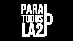 Logotipo de 'Para todos La 2'