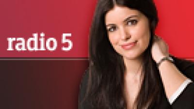 La estación azul en Radio 5