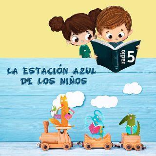 La estación azul de los niños con Cristina Hermoso de Mendoza
