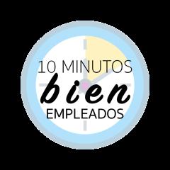 Logotipo de 'Diez minutos bien empleados'