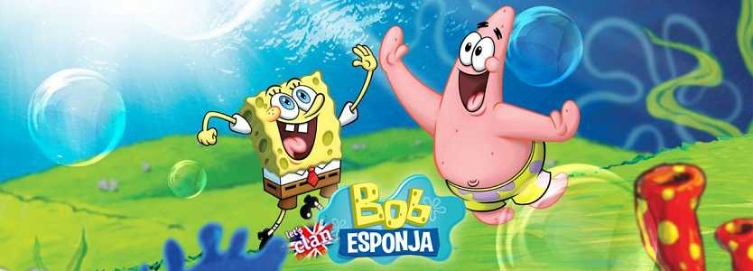 Bob Esponja en inglés