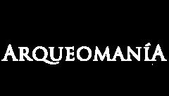 Logotipo de 'Arqueomanía'