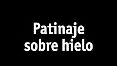 Logotipo de 'Patinaje sobre hielo'