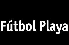 Logotipo de 'Fútbol  Playa'